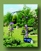 Full Height Garden Arch and Arbours