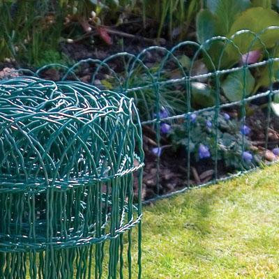 flower bed fence border 2
