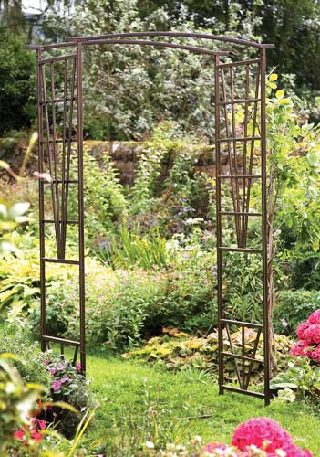 Tom Chamber Deco Garden Arch