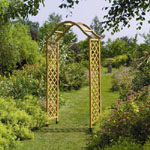 Wooden Arch (Tan)
