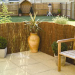 Brushwood Fence 4m x 1.5m